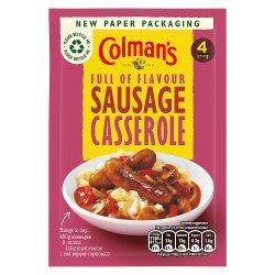 Colman's Sausage Casserole Recipe Mix 39 g