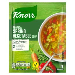 Knorr Florida Spring Vegetable Dry Packet Soup 48g