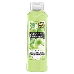 Alberto Balsam Juicy Green Apple Shampoo 350 ml