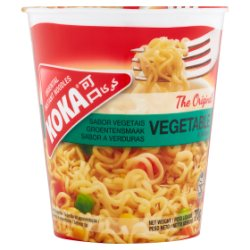 Koka The Original Vegetable Flavour Oriental Instant Noodles 70g