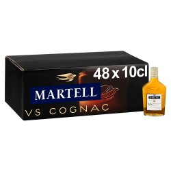 Martell VS Cognac 48 x 10cl