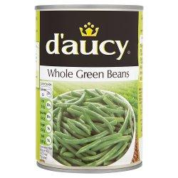 D'Aucy Green Beans 400g
