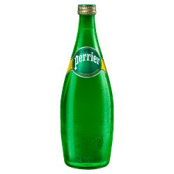 Perrier Sparkling Natural Mineral Water 750ml