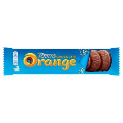 Terry's Chocolate Orange Bar Milk 35g