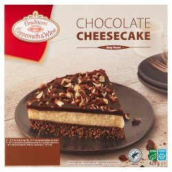 Conditorei Coppenrath & Wiese Chocolate Cheesecake 425g