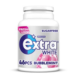 Wrigleys Extra Bubblemint Bottle