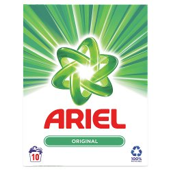 Ariel Washing Powder Original 650g 10 Washes