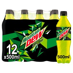 Mountain Dew Citrus Blast 12 x 500ml