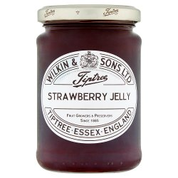 Wilkin & Sons Ltd Tiptree Strawberry Jelly 340g