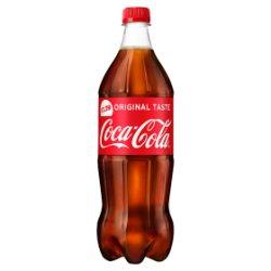 Coca Cola Original Taste 1L PMP £1.39