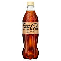 Coca-Cola Zero Sugar Vanilla 500ml PM £1