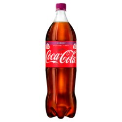 Coca-Cola Classic Cherry 1.5L PMP £2.05 or 2 for £3.30