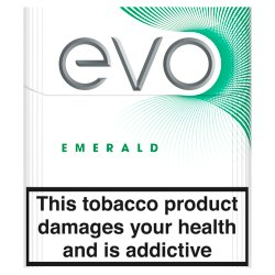 Evo Tobacco Sticks Emerald