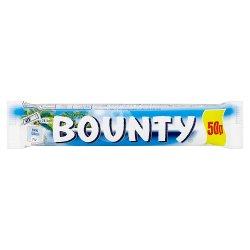 Bounty Milk 50p