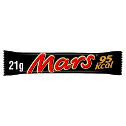 Mars 95Kcal Chocolate Snack Bar 21g