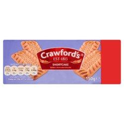 Crawford's Shortcake 150g