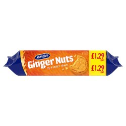 McVitie's Ginger Nuts Biscuits 250g