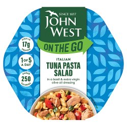 John West Lunch on the Go Italian Style Tuna Salad 220g