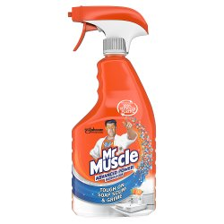 Mr Muscle Advanced Power Bathroom Spray 750ml