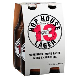 Hop House 13 Lager 4 x 330ml
