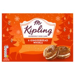 X Mr Kipling Gingerbread Whirl