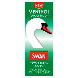 Swan Menthol Flavour Fusion Cards