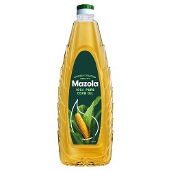 Mazola 100% Pure Corn Oil 1 Litre