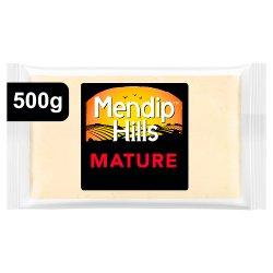 Mendip Hills Mature Cheese 500g Block