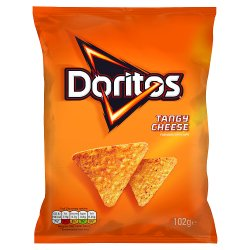 Walker Doritos Tangy Cheese PM GBP1