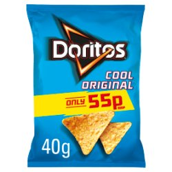 Doritos Cool Original Tortilla Chips PMP 40g