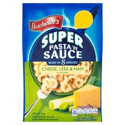 Batchelors Super Pasta 'n' Sauce Cheese, Leek & Ham 110g