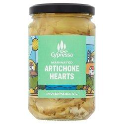 Cypressa Antipasti Marinated Artichoke Hearts 280g