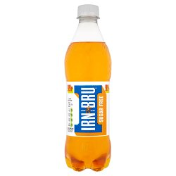 IRN-BRU Sugar Free 500ml Bottle, PMP 99p