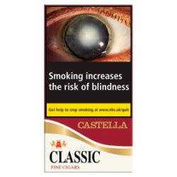 Castella Classic Fine Cigars 5 Outer