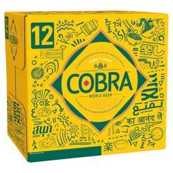 Cobra Premium Beer 12 x 660ml
