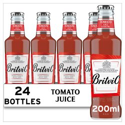 Britvic Tomato Juice Cocktail 24 x 200ml