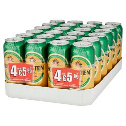Holsten Pils 4 x 500ml PMP £5.99