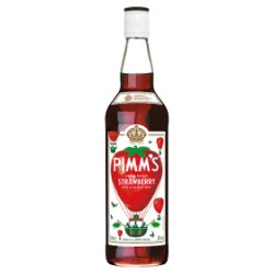 Pimm's Strawberry with a Hint of Mint 70cl
