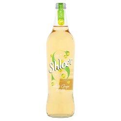 Shloer White Grape Sparkling Fruit Drink 750ml
