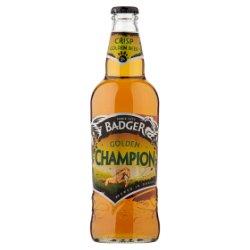 Badger Golden Champion 500ml