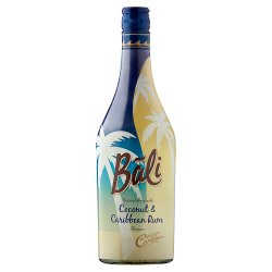 Bali Tropical Drink with Coconut & Caribbean Rum Flavours 70cl
