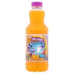 Sunny D Juicy Passion Citrus Fusion 1L
