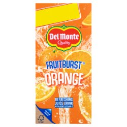 Del Monte Fruitburst Orange Refreshing Juice Drink 1 Litre