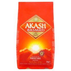 Akash Basmati Rice 2kg