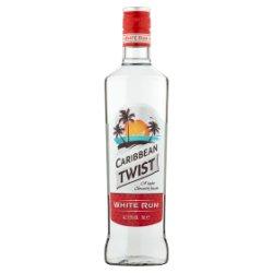 Caribbean Twist White Rum 70cl