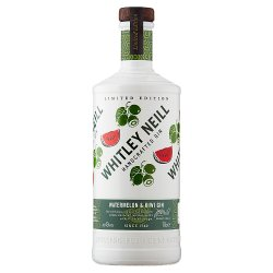 Whitley Neill Limited Edition Watermelon & Kiwi Gin 70cl
