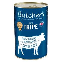Butcher's Tripe Dog Food Tin 1200g