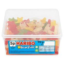 HARIBO Starfish 120 pieces 912g