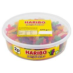 HARIBO Jelly Babies 675g