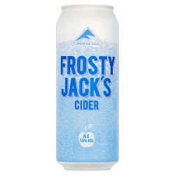 Frosty Jack's Cider 4 x 500ml